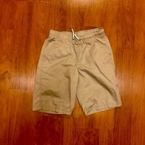 Boys Cat & Jack Tan Shorts